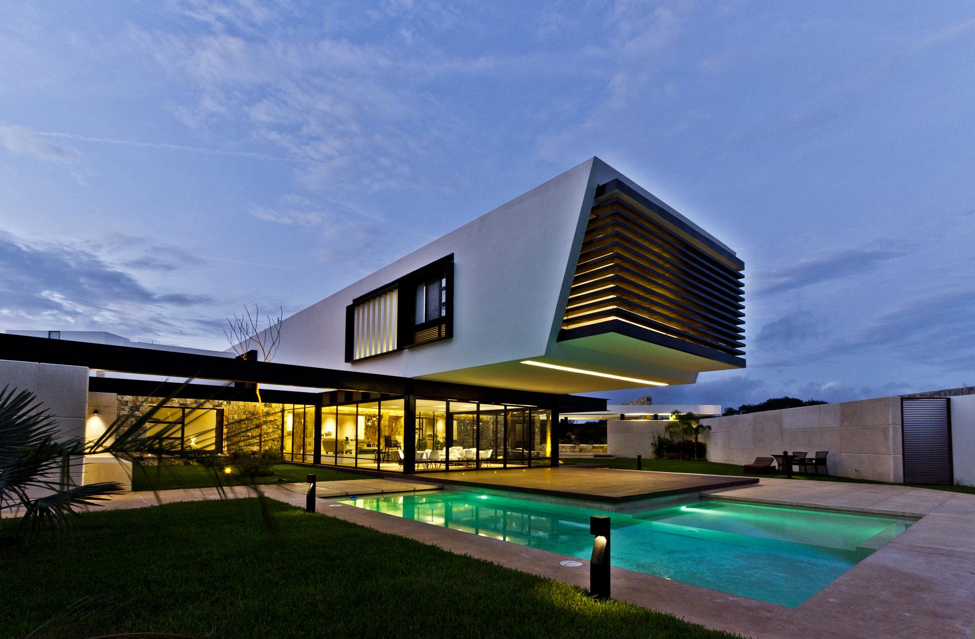Contemporary-Comfort-At-The-Temozón-House-in-Yucatan-Mexico-4
