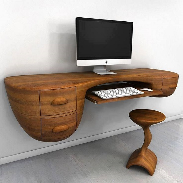 Interesting-Desk-Concept
