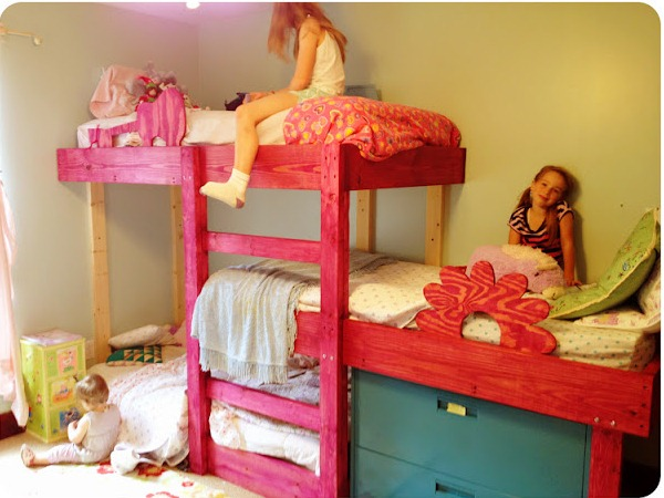 triple-bunks