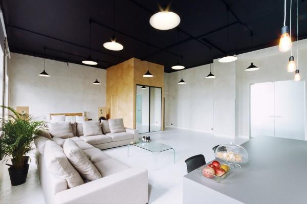 Best-Modern-living-room-600x399 -Homemajestic.com