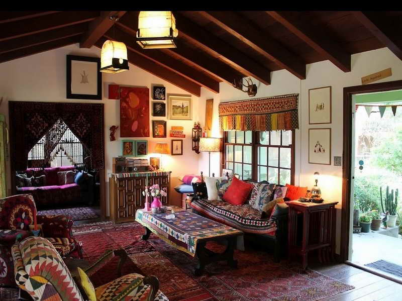 How To Achieve A Bohemian Style For Your Home