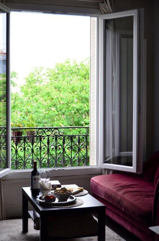 paris apartment 2