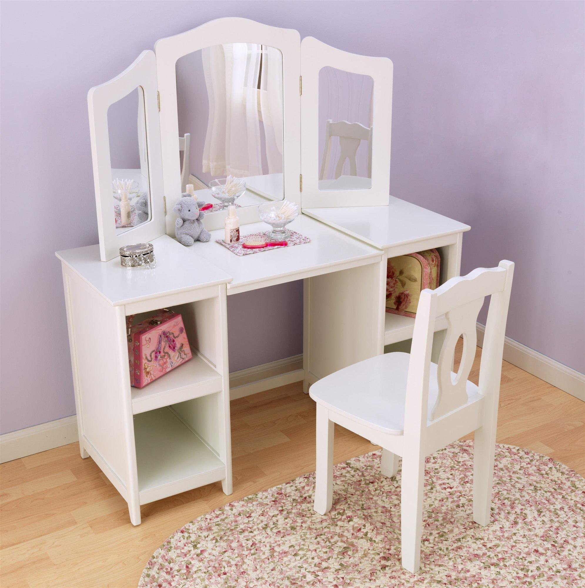 Bedroom Vanity - HomeMajestic