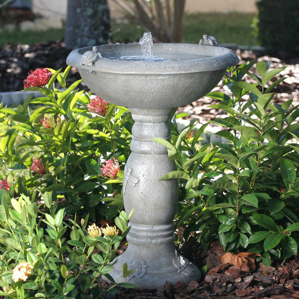 20622R01 Country Gardens Solar Birdbath_1_LRG