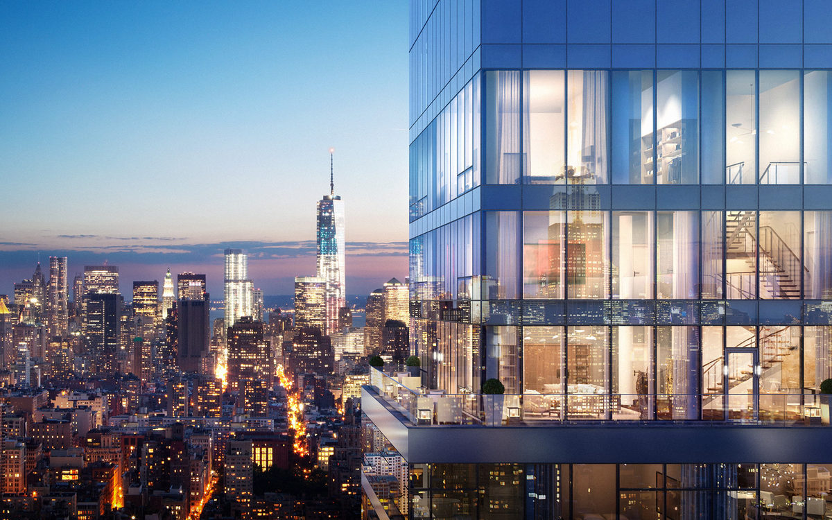 One Madison Triplex Penthouse