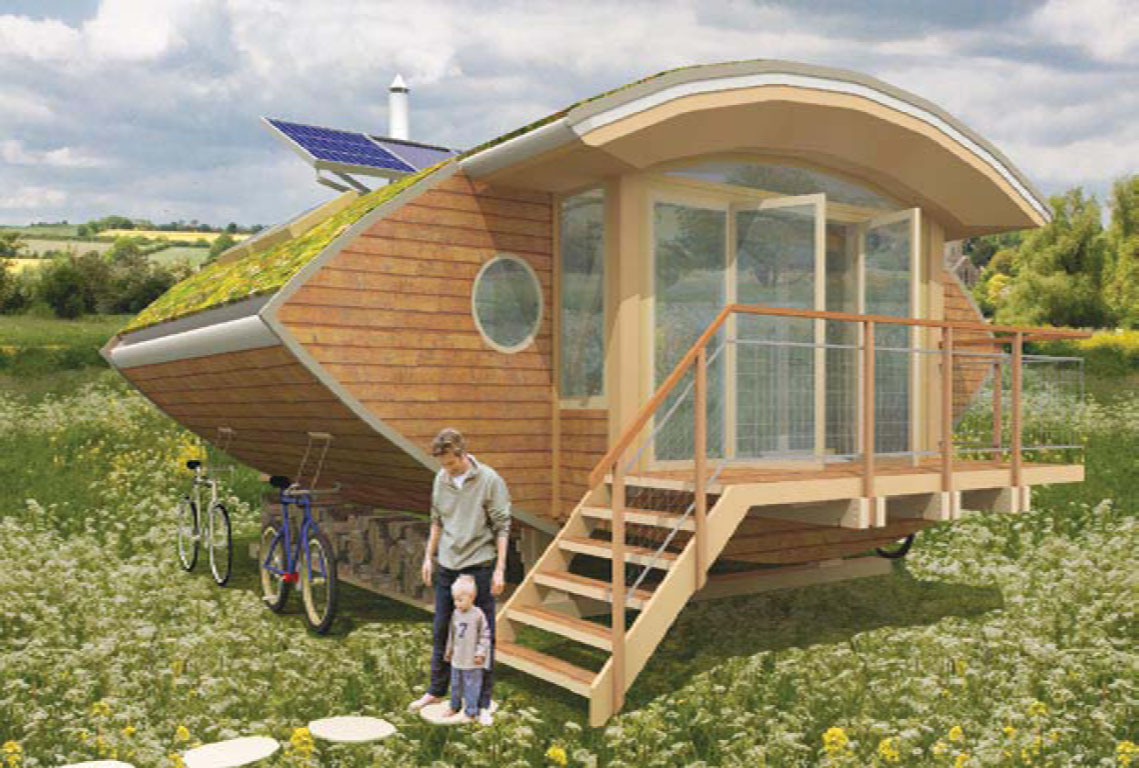 Wonderful Build Your Own Eco Friendly House 1139x768