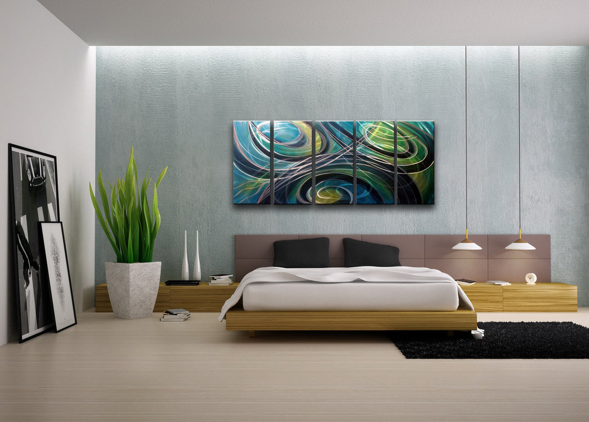 Contemporary Wall Art - HomeMajestic