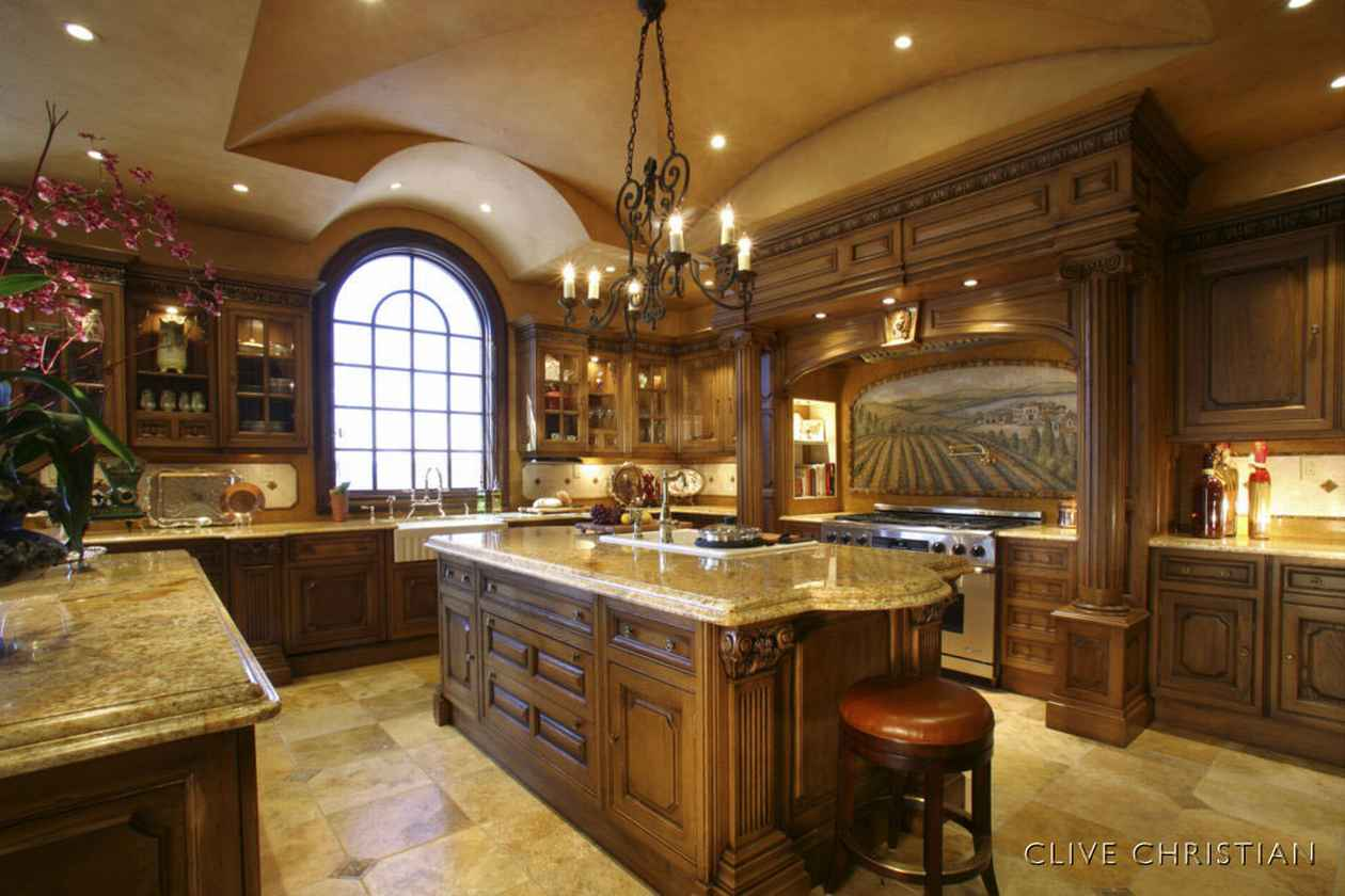 Exquisite Casual Kitchen Inspiration By Clive Christian