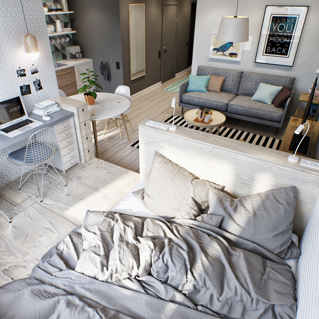 simple-studio-apartment