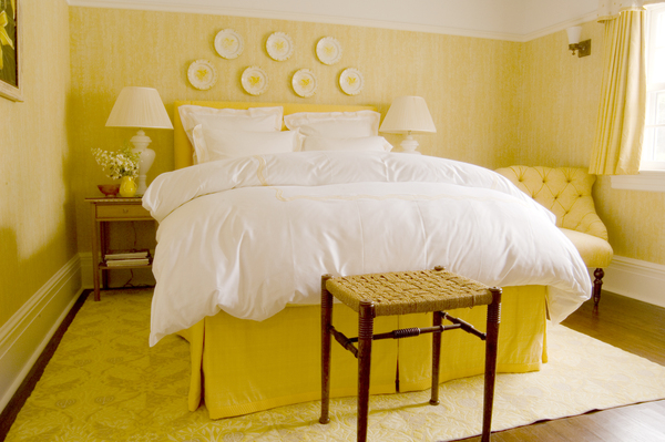 Bedroom Design Ideas Yellow yellow rooms - homemajestic