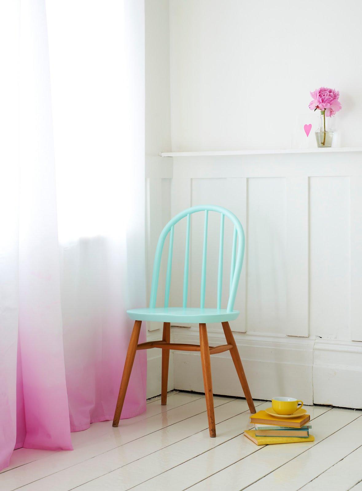 pastel-chair