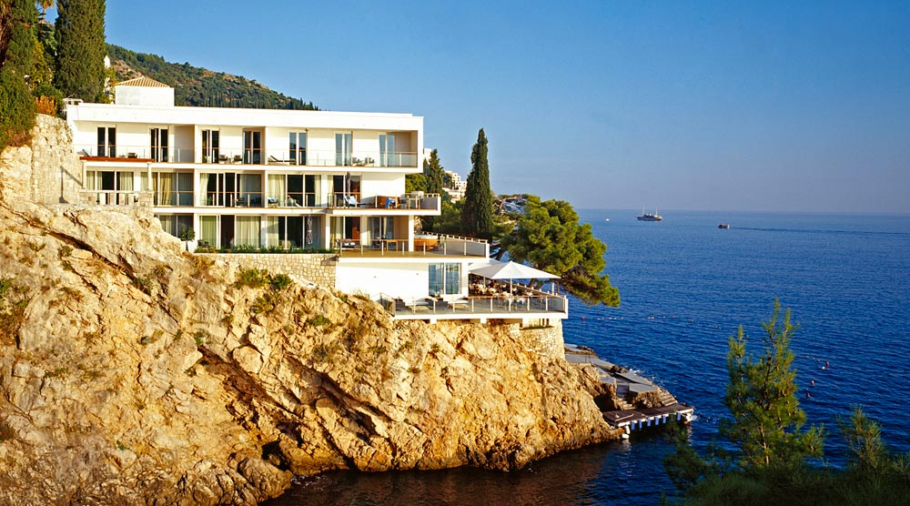 5 Luxury Hotels in Europe